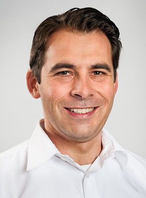 Dr. med. dent. Ullrich Zennecke. Foto Dietrich Hackenberg